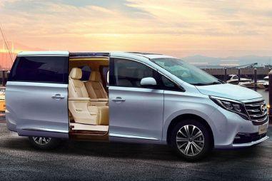 7-местный конкурент Toyota Alphard от GAC появится в автосалонах в июне