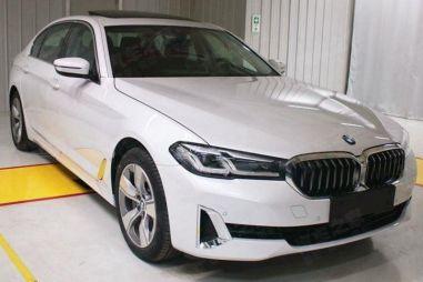 Китайцы раскрыли облик новой BMW 5-Series: первые живые ФОТО