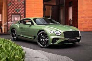 Bentley Continental GT подешевел на 1,5 млн рублей за счет новой версии