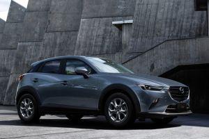 В Японии дебютировала Mazda CX-3 с новой начинкой