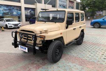 Китайцы обновили свой аналог УАЗ-469
