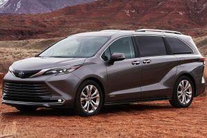 Новая Toyota Sienna: крутой дизайн и суперэкономичная гибридная система