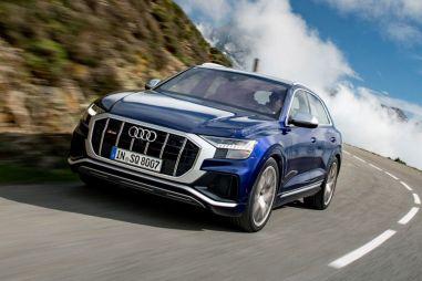 Спортивный кроссовер Audi SQ8 начали продавать в России