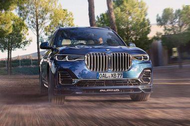 Для тех, кто не дождался BMW X7 M: Alpina представила кроссовер XB7 с 613 л.с. под капотом