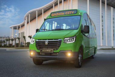 ГАЗ объявил старт продаж ГАЗели Сити (хотя ее продают уже неделю)