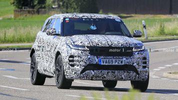 Range Rover Evoque обзаведется семиместной модификацией