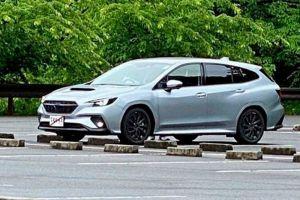 В Японии замечен Subaru Levorg нового поколения, и он воодушевляет