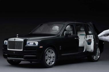 Масштабная модель Rolls-Royce Cullinan стоит как настоящий Ford Explorer