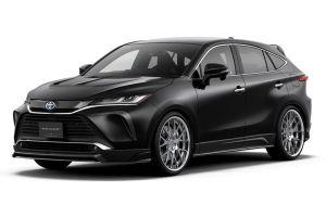 Новая Toyota Venza уже получила тюнинг-пакет