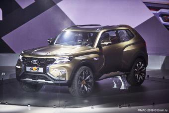 Нива-3 создается на платформе Renault-Nissan CMF-B-LS.