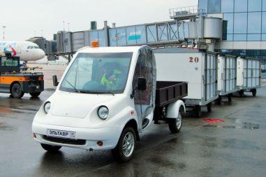 В Крыму хотят существенно увеличить выпуск электромобилей