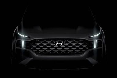 Hyundai Santa Fe изменится сильнее, чем предполагалось: первое фото