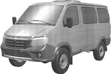 ГАЗ запатентовал выводок новых ГАЗелей