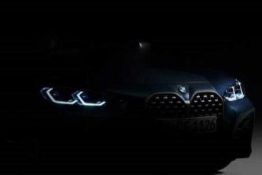 BMW 4-Series нового поколения действительно получит огромные «ноздри»