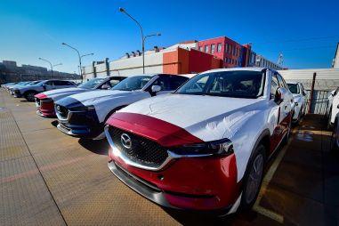Приморский завод Mazda Sollers сократит зарплаты своим рабочим (кризис!)
