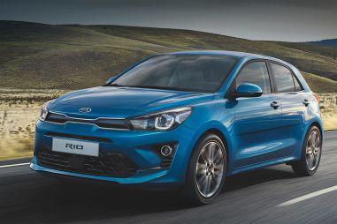Обновленный Kia Rio для европейского рынка стал гибридным