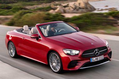 Купе и кабриолеты Mercedes-Benz E-Class обновили