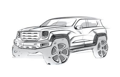 Дизайн наследника Ховера разработал автор облика Range Rover