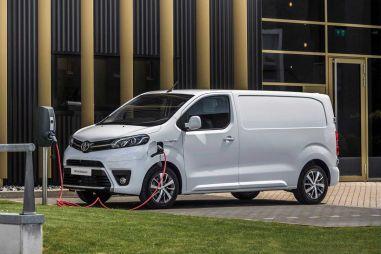 Toyota выпустила электрофургон с рекордной гарантией на батарею