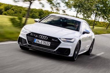 Audi начала продажи в России новых S6 и S7 Sportback