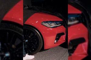 Рестайлинговый BMW M5: первая фотография
