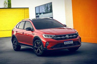 Volkswagen представил новый кроссовер: почти Нива