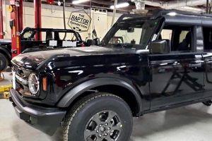 Ford Bronco получит 7-скоростную «механику» с «ползучей» передачей