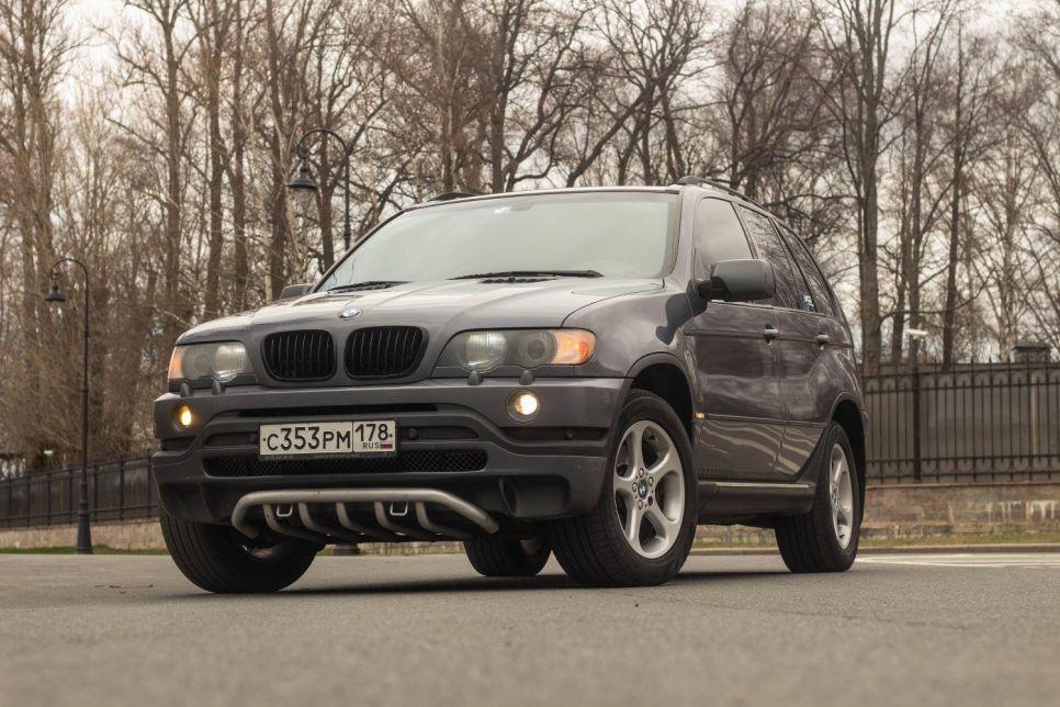 Народное ретро. BMW X5 (E53) за полмиллиона. Как с ним живется?
