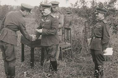 Герои Великой Отечественной войны. Мотогонщики и функционеры