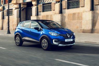 Рестайл Renault Kaptur: прежние формы, новое содержание