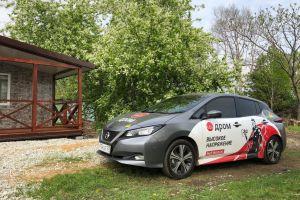 Nissan Leaf ZE-1: проверяем пробег в режиме «на все деньги»