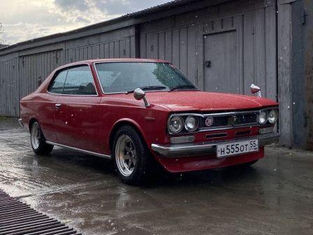 Nissan Laurel 1972 - отзыв владельца