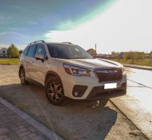 Отзыв о Subaru Forester, 2019 отзыв владельца