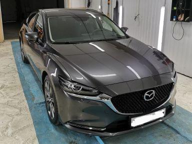 Mazda Mazda6 2019 отзыв автора | Дата публикации 23.01.2020.