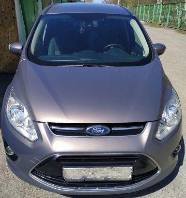 Ford Grand C-MAX, 2011