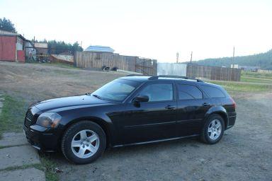 Dodge Magnum 2004 отзыв автора | Дата публикации 21.05.2020.
