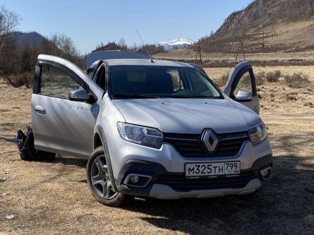 Renault Logan Stepway 2020 - отзыв владельца