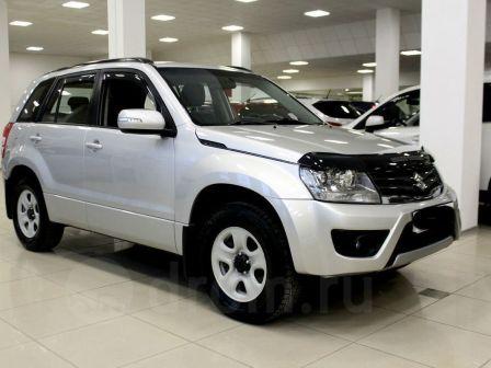 Suzuki Grand Vitara 2012 - отзыв владельца