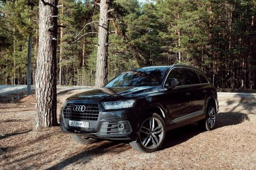 Audi Q7 2016 - отзыв владельца