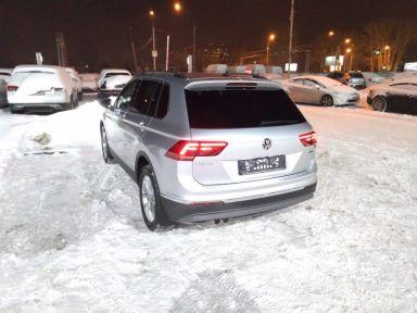 Volkswagen Tiguan 2019 отзыв автора | Дата публикации 03.05.2020.