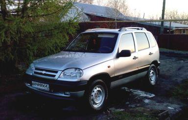 Chevrolet Niva 2007 отзыв автора | Дата публикации 04.05.2020.