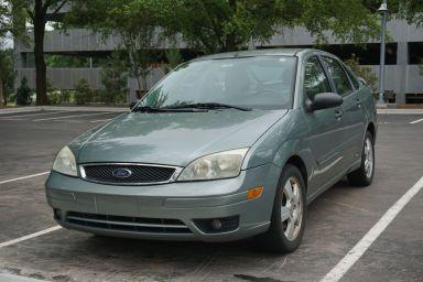 Ford Focus 2006 отзыв автора | Дата публикации 11.05.2020.
