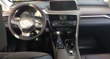 Lexus RX300 2018 отзыв автора | Дата публикации 05.05.2020.