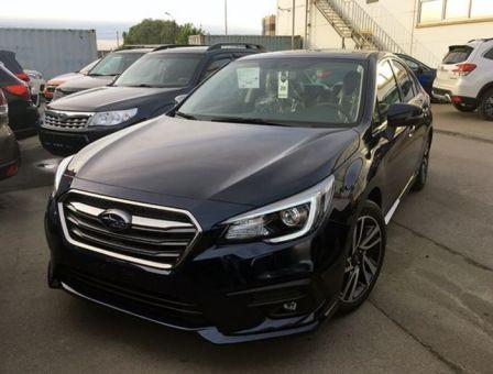 Subaru Legacy 2019 - отзыв владельца