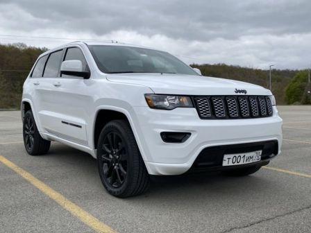 Jeep Grand Cherokee 2020 - отзыв владельца