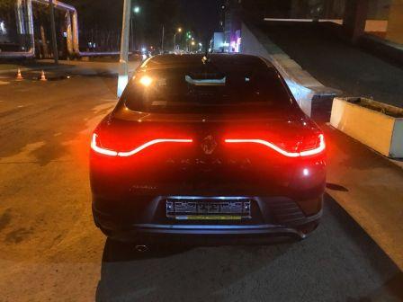 Renault Arkana 2019 - отзыв владельца