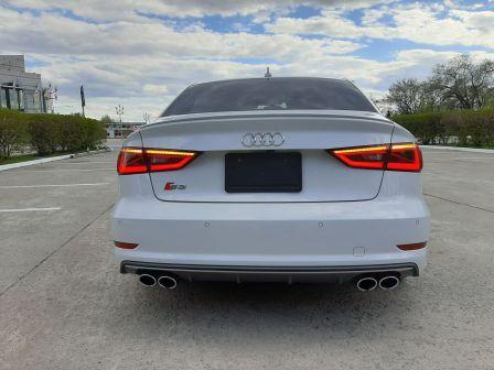 Audi S3 2015 - отзыв владельца