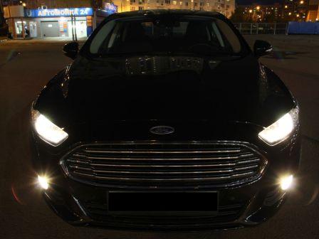 Ford Mondeo 2015 - отзыв владельца