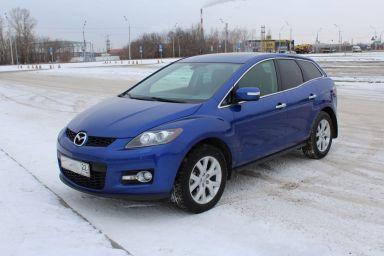 Mazda CX-7 2008 отзыв автора | Дата публикации 11.05.2020.