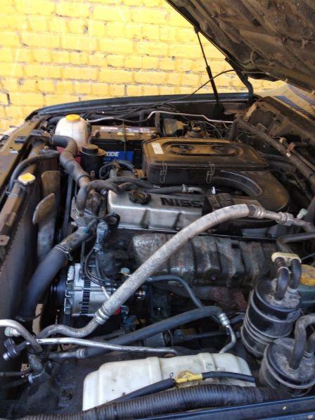 Nissan Patrol 2000 - отзыв владельца